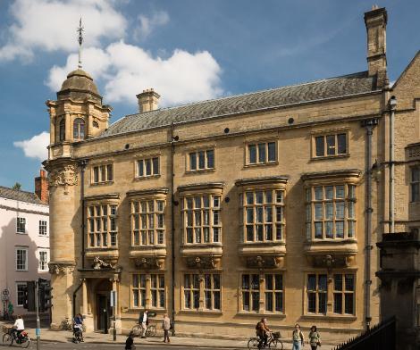 The Oxford Martin School